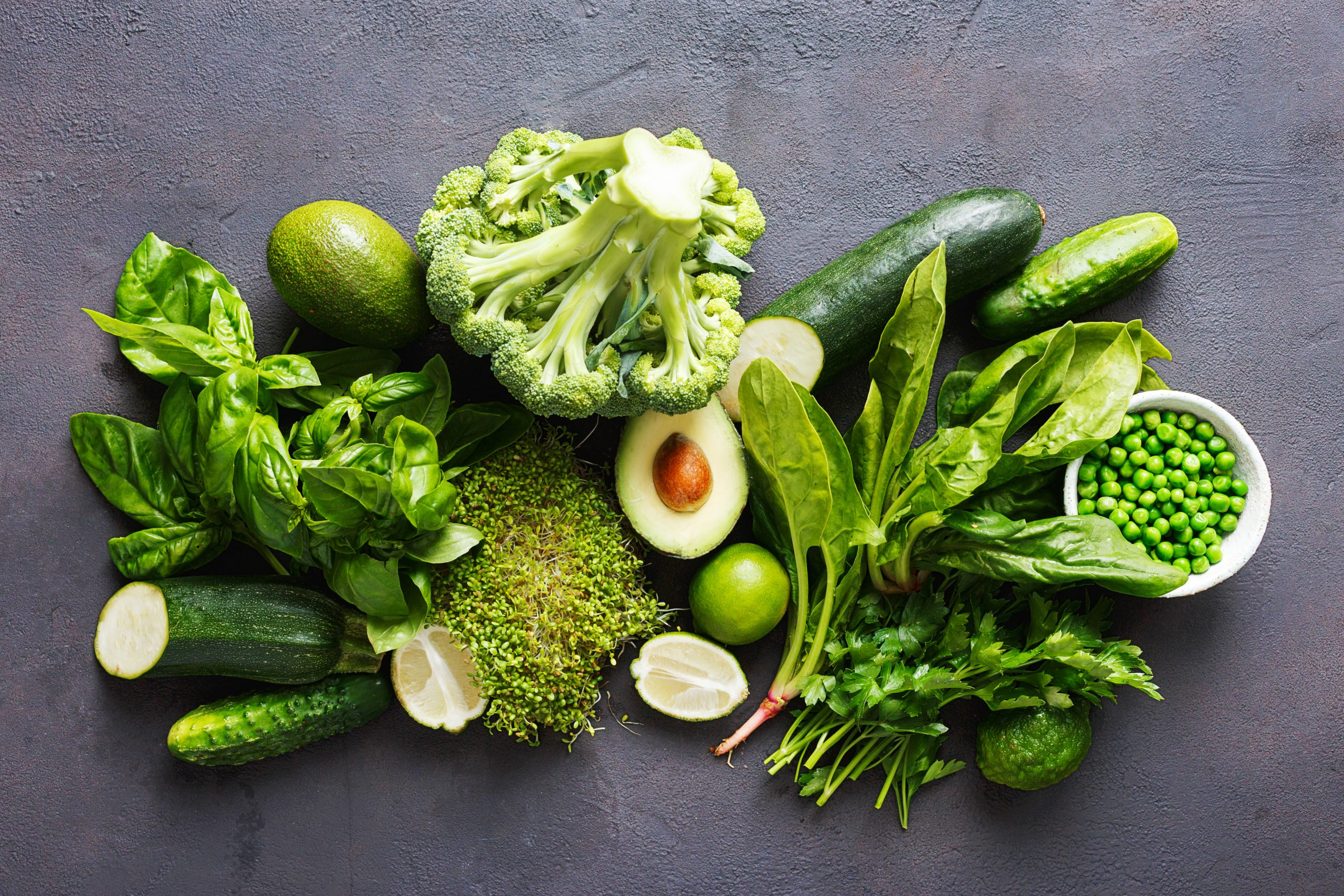 The Scientific Reason Why You May Not Like Green Veg